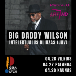 baneris Big Daddy Wilson