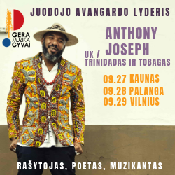 Tobago Anthony Joseph.