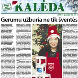 Kaleda 2017