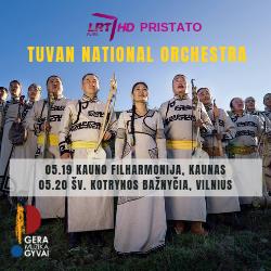 TUVAN ORCHESTRA